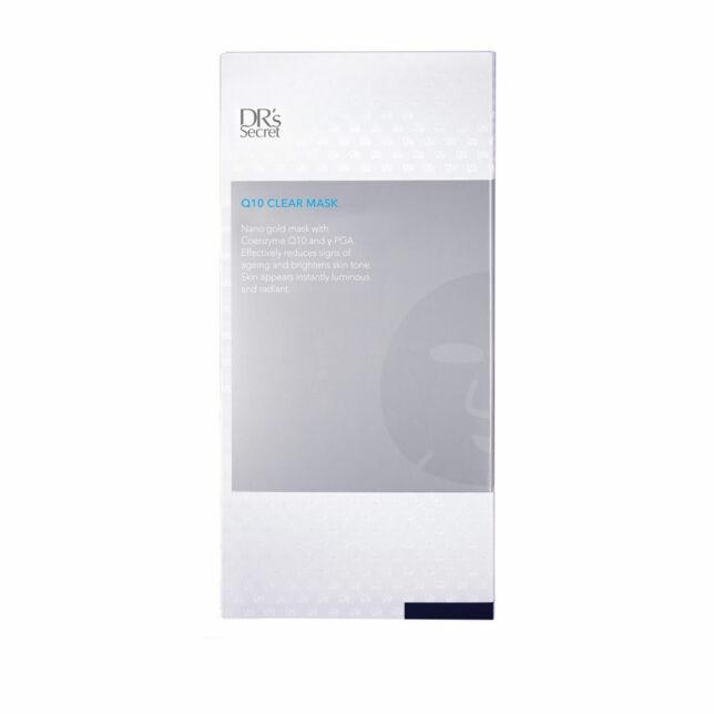 Q10 Clear Mask (4's)
